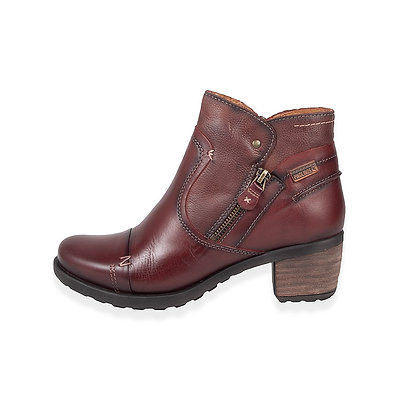 Pikolinos - The LeMans Side Zip Boot