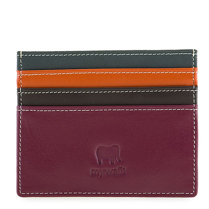 MyWalet - Small Credit Card Wallet with ID Holder