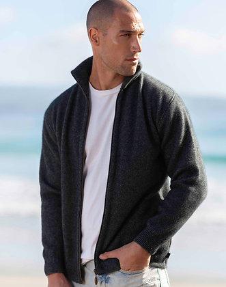 Koru - Mens Full Zip Sweater