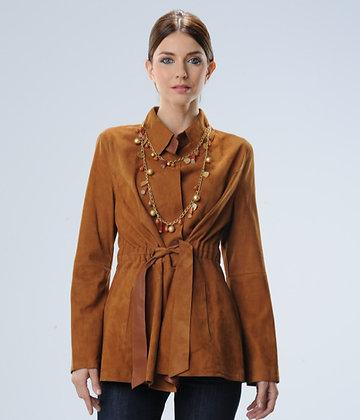 Made for Us! Women's Reversible Goatskin Jacket