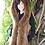 Thumbnail: Chosen Furs - Break Lamb Leather Vest with Fox