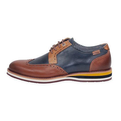 Pikolins - The Arona Mens Lace Up