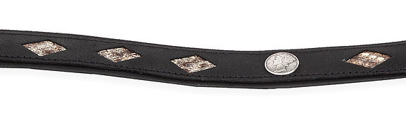 American Hat Makers - The Diamond Inlay Hatband
