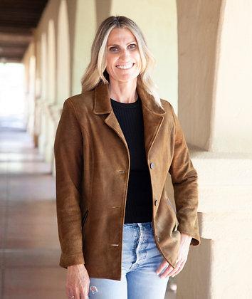 Remy Leather - Ladies Contempo Blazer