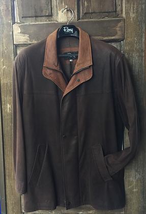Remy Leather - Pebble Nubuck/reg
