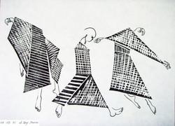 Danse (Oeuvre n°144)
