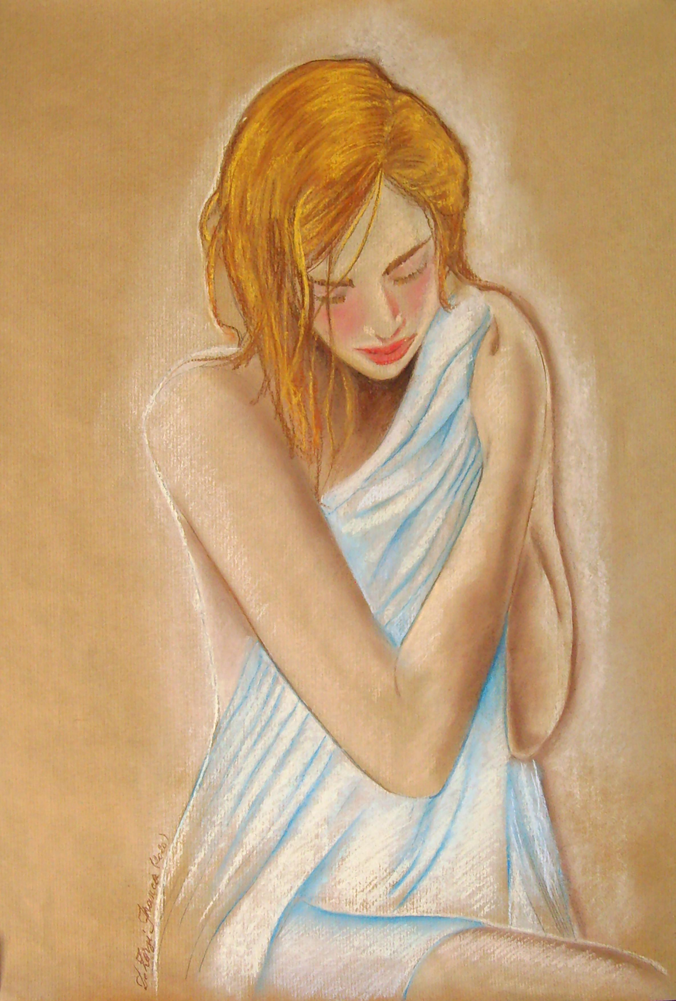 Pudeur (Oeuvre n° 145)