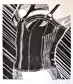 Parfum de femme (Oeuvre n°162)