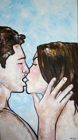 Erotisme n°2 (Oeuvre n°100)