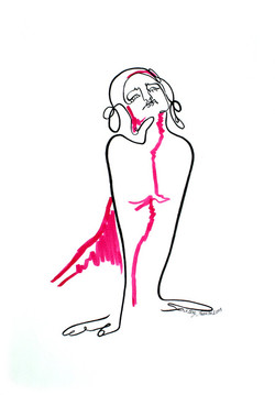 Mélancolie (Oeuvre n°132)