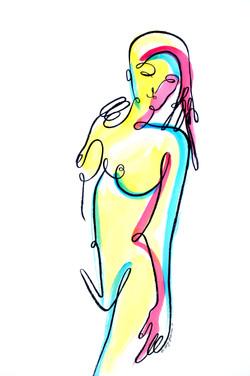 Femme (oeuvre n°80)