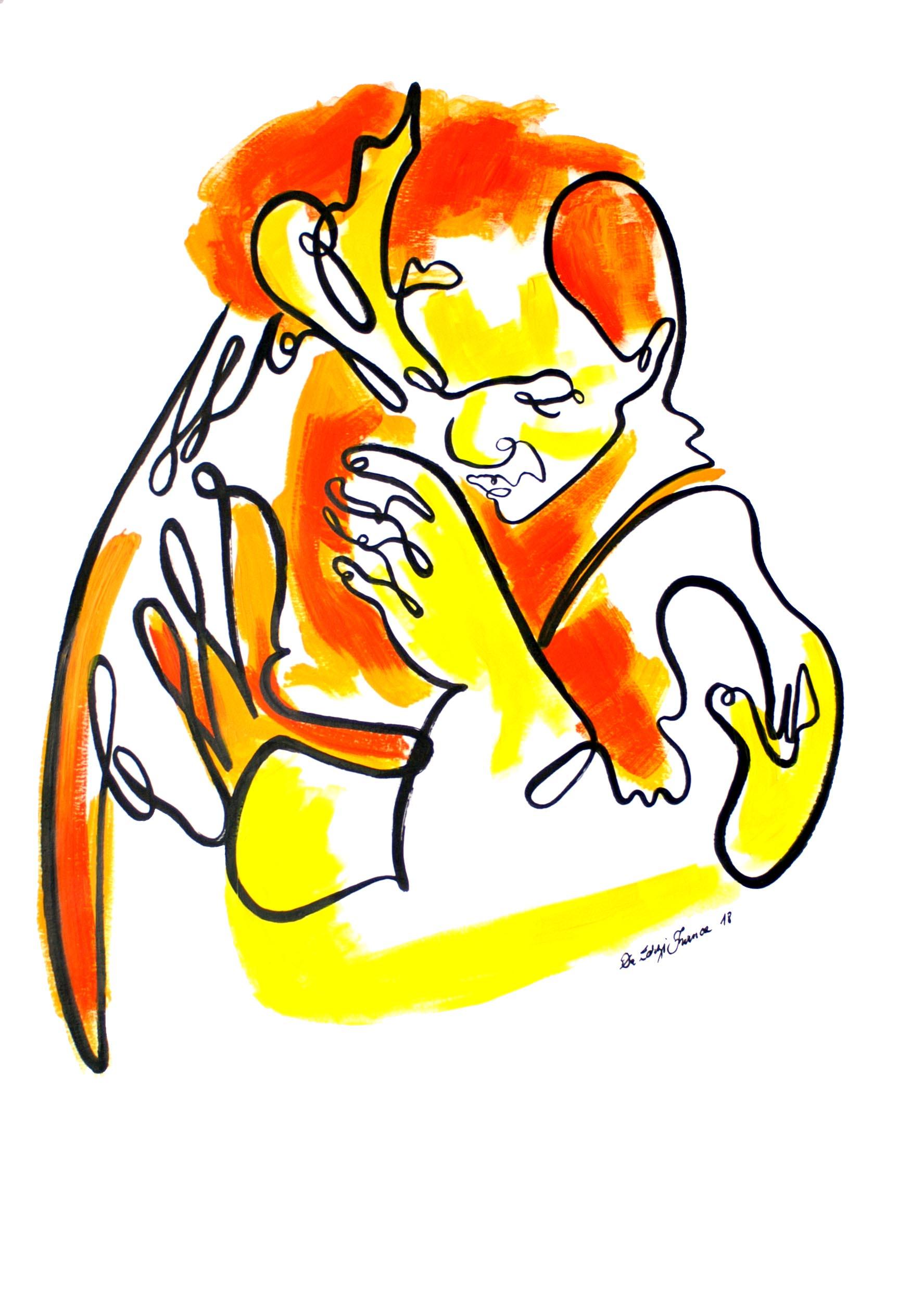 Calin  (oeuvre n°58)