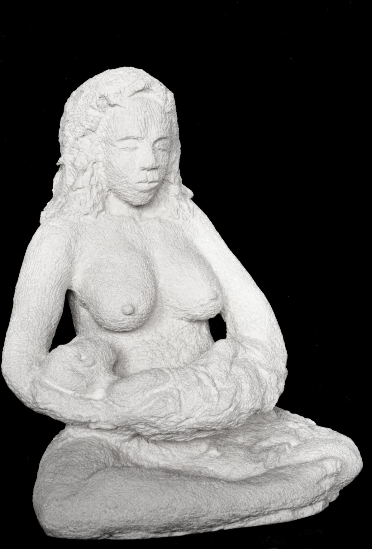 Femme et enfant (Oeuvre n°121)