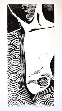 Parfum de femme (Oeuvre n°159)