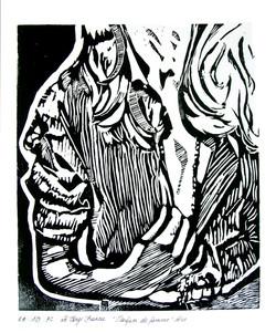 Parfum de femme (Oeuvre n°141)