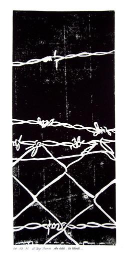 Au-delà, la liberté (oeuvre n°138)