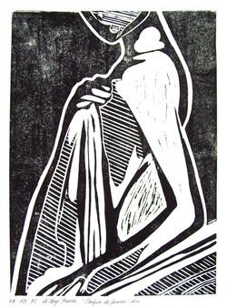 Parfum de femme (Oeuvre n°142)