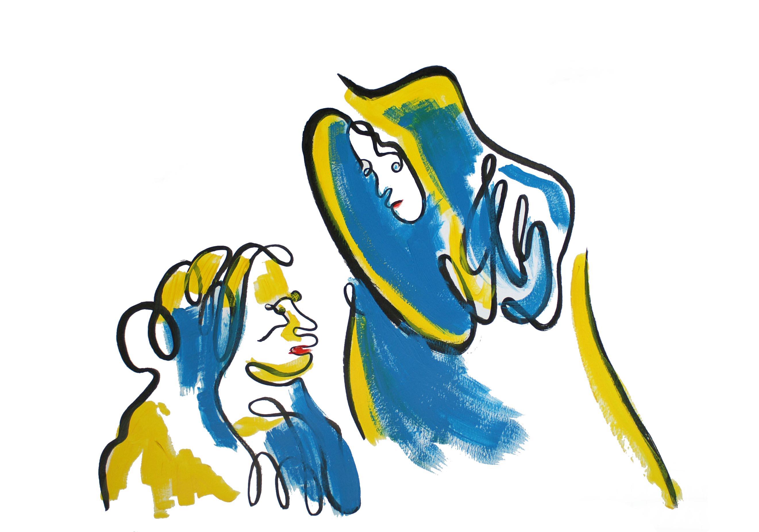 Femmes (oeuvre n°66)