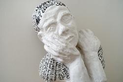 Le penseur (Oeuvre n°120)