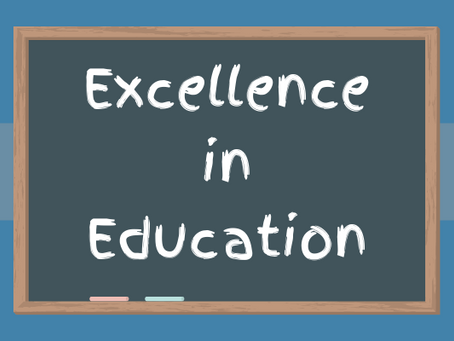 Helping Students Succeed- Excellence in Education