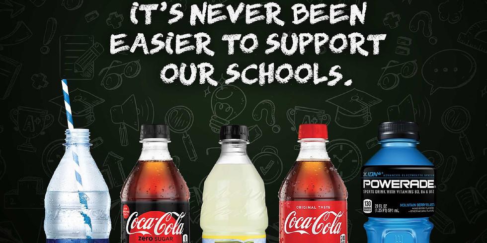 Coca Cola Give