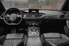 RS6 C7 Interior Interieur