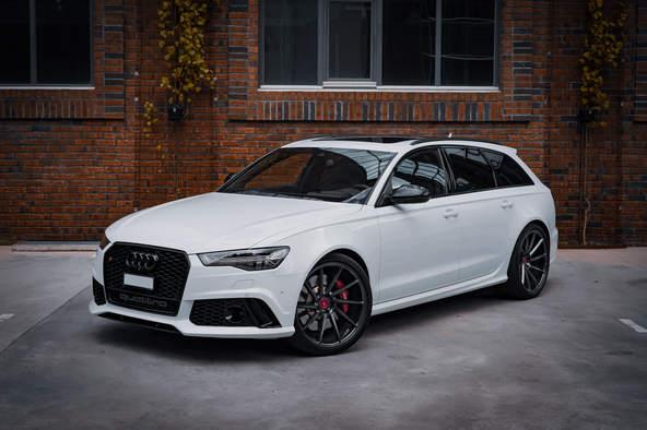 Audi RS6 C7 Vossen