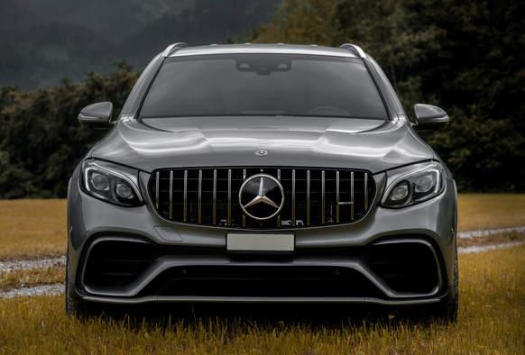 Mercedes Benz GLC 63 AMG