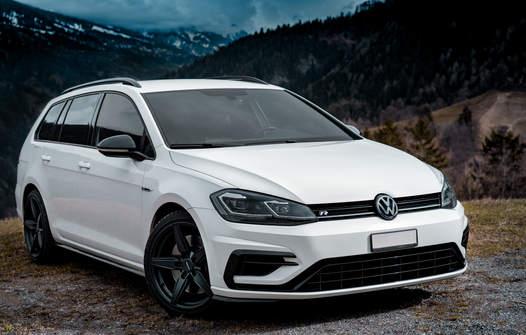 VW Golf 2.0 TSI R VII Facelift
