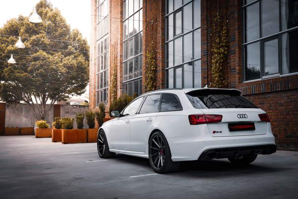 Audi RS6 Vossen C7 C8