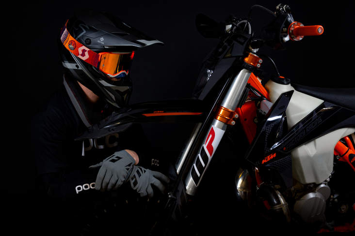 KTM Rider 300 TPI six days