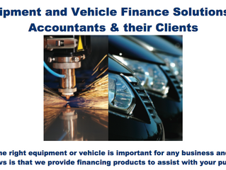 Equipment Finance Made EASY!