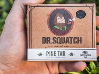 How Dr Squatch's 31-year-old founder makes millions selling soap online