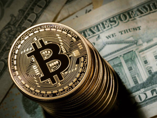 IF YOU'D BOUGHT $5 OF BITCOIN 7 YEARS AGO, YOU'D BE $4.4 MILLION RICHER