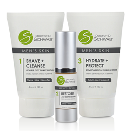Men's Skin Care Set