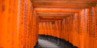 Традиционный японский ворота