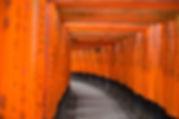 伝統的な日本の門