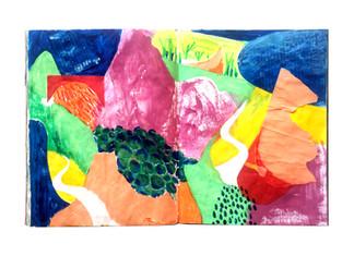 Inspired by Hockney