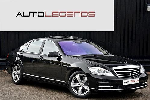 MERCEDES BENZ S500L 2011