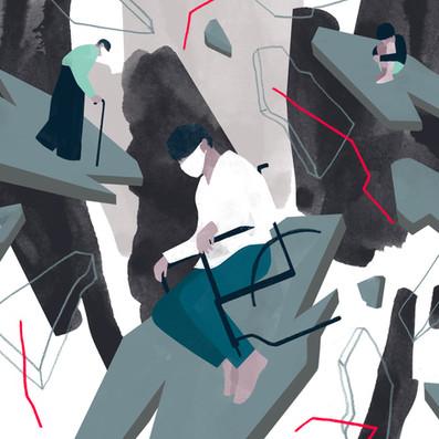 NYT: In Coronavirus Fight, China's Vulnerable Fall Through the Cracks