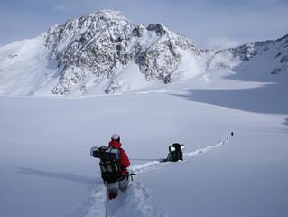 Die Geschichte vom weißen Berg und warum ich ihn nicht sehen kann!
