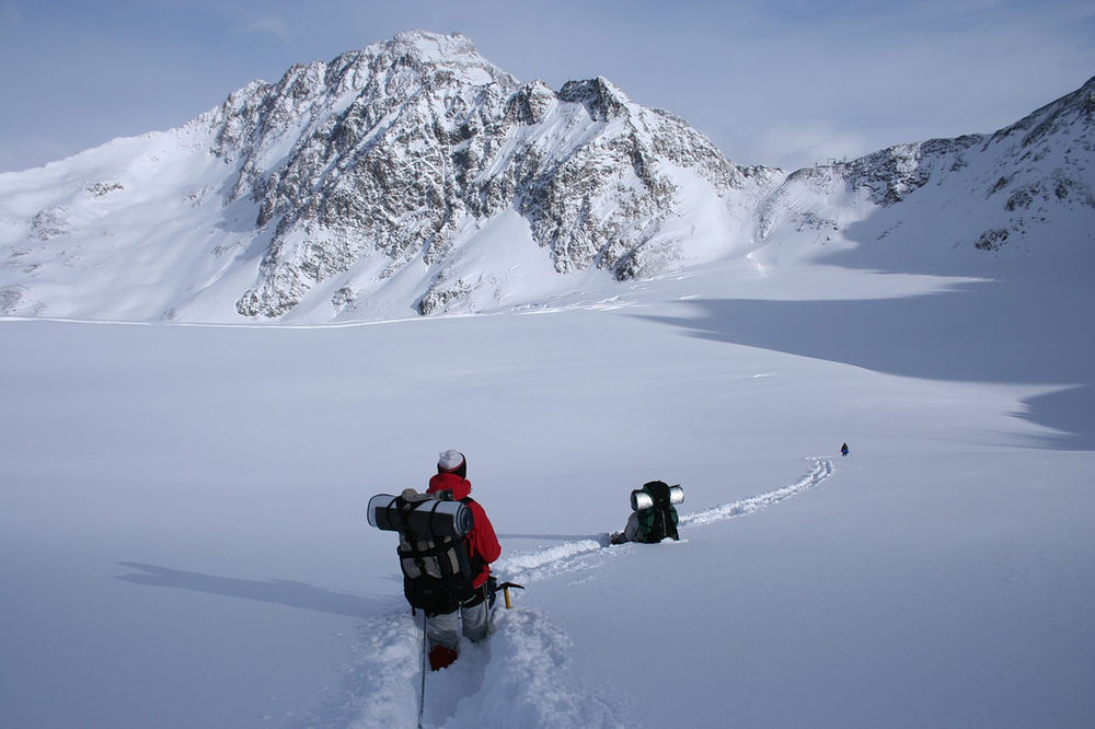 Die Geschichte vom weißen Berg und warum ich ihn nicht