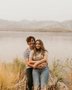 Arizona couples/engagement photographer