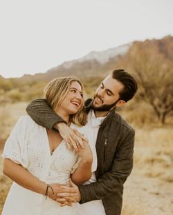 arizona couples session