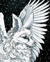 Winged Fox