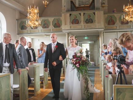 Tilda & Marcus bröllop