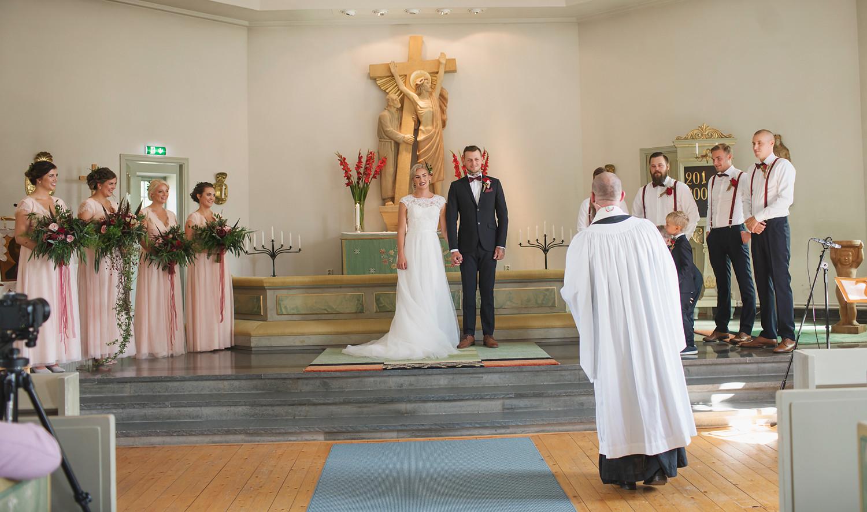 Bröllopsfotografsundsvall