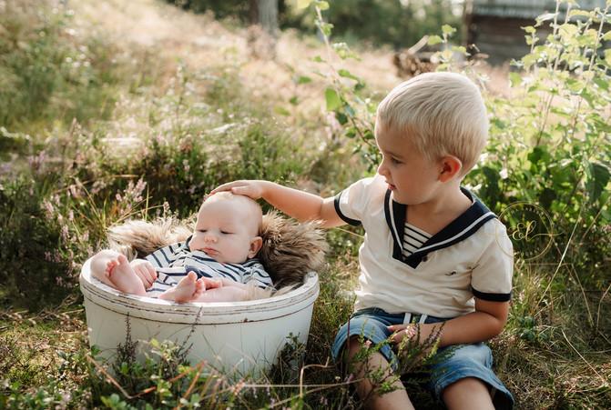 Barnfotograf Sundsvall/Timrå