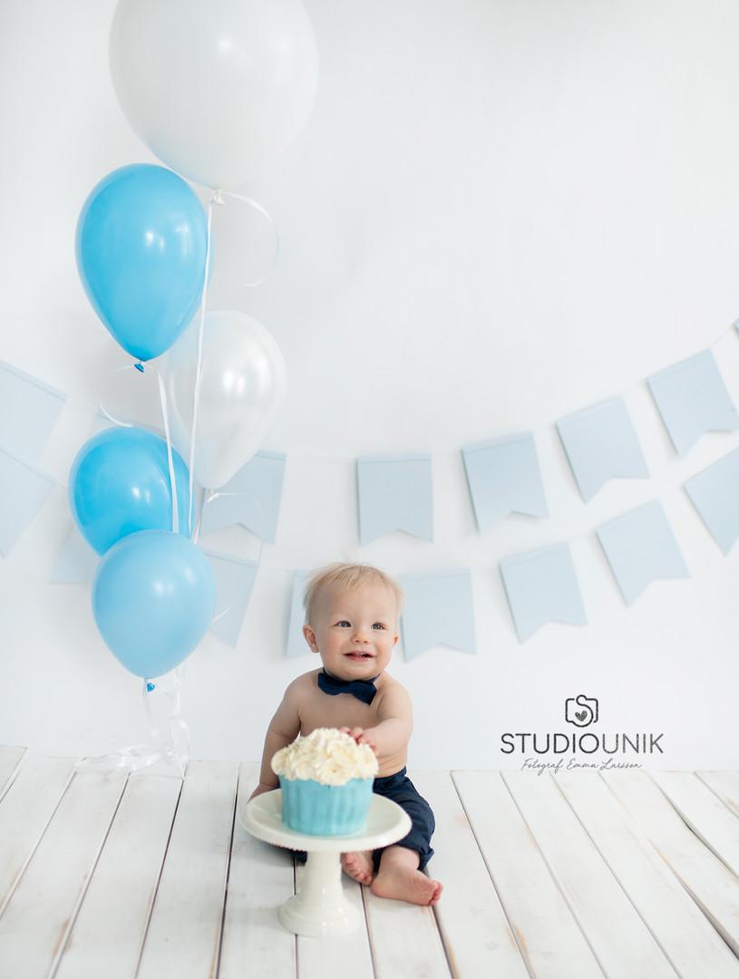 Smash the cake fotografering i Sundsvall/Timrå
