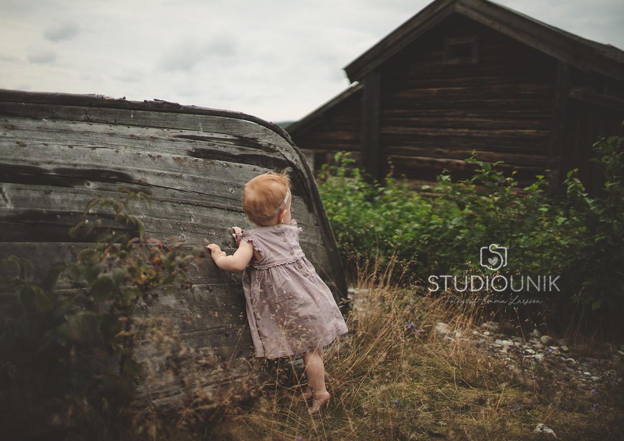 Barnfotografhärnösand